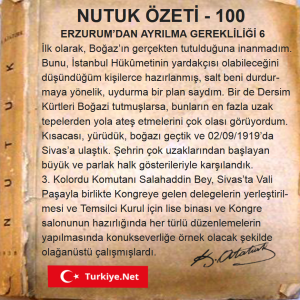 Nutuk 100