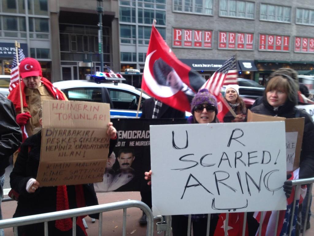 Arinc Protest NY3