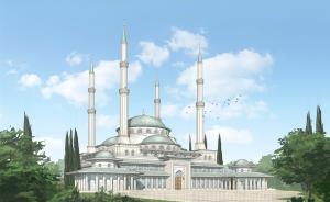 Ak Saray Camii 1