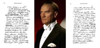 Atatürk'ün Sansürlenen Yazıları ile Türklük ve Din Üzerine Yazıları (El Yazısı ile)